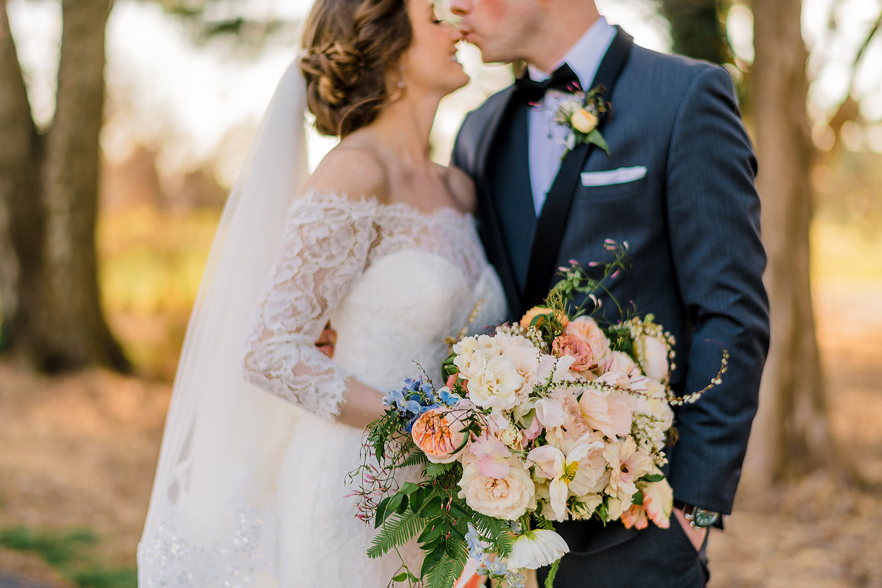 creative bouquet picture by darling and daughters florals at congressional country club wedding by Washington DC Wedding Photographer Adam Mason